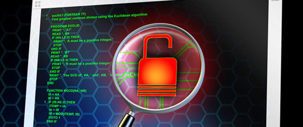 Cover image for Secure code review: Part 6 - Handling sensitive data