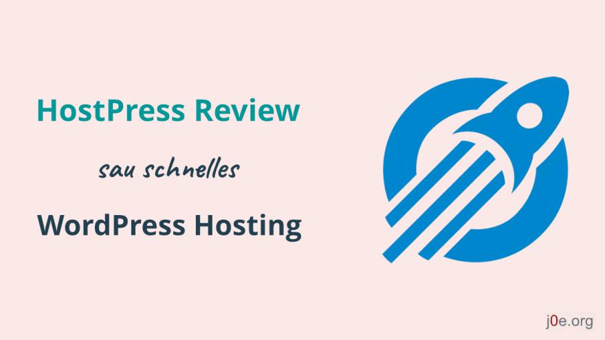 HostPress Review