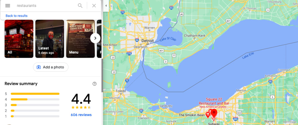 Cover image for How to scrape Google Maps Reviews (more than 5)