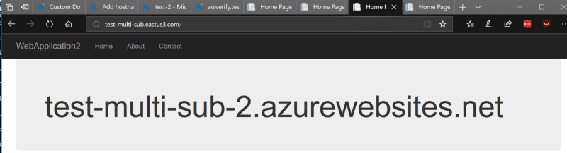This tab was before an ipconfig /flushdns and a shift-reload on the browser