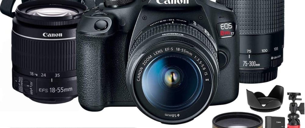 Cover image for The Best DSLR Cameras To Buy In 2020