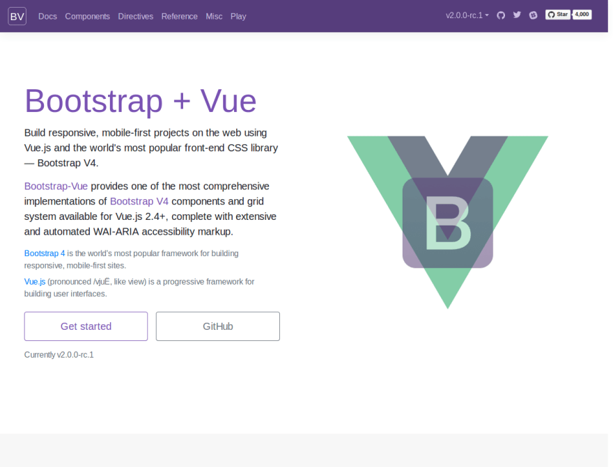 Using Bootstrap 4 with Vue - DEV Community 👩 💻👨 💻