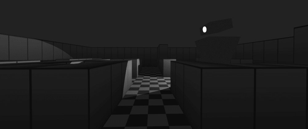 Cover image for Ned Snow: A WebVR game under 13kB