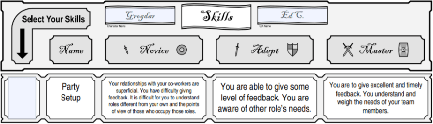 QA Engineer Skill Sheet