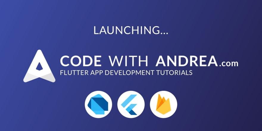 Launching CodeWithAndrea.com