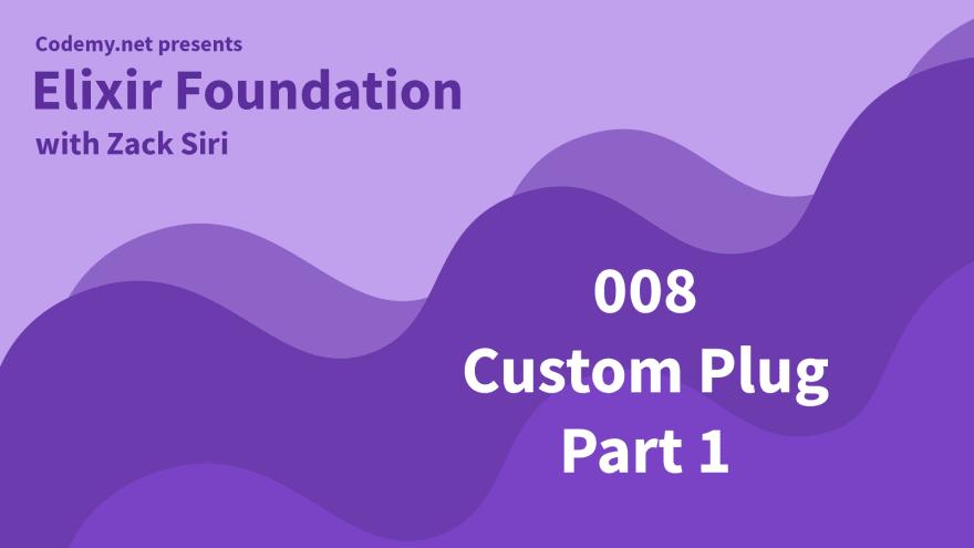 Custom Plug Part 1