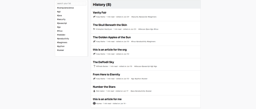 Screenshot_2019-06-24 History - The DEV(local) Community(1)