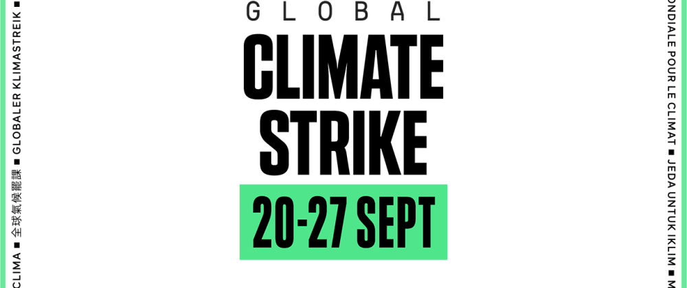 Cover image for Atlassian is supporting the Sep 20 climate strike. Will you?