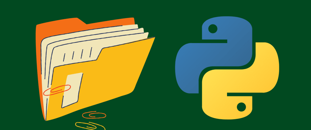 Cover image for Declutter your Downloads folder with Python 😎