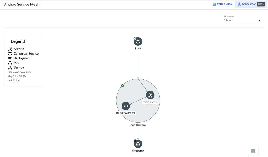 topology-inside-service