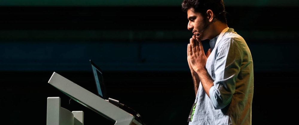 Cover image for Siddharth Kshetrapal on Joining Codesandbox: I'm All Excited About It