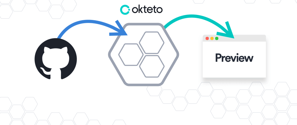 Cover image for Using Github Actions and Okteto Cloud to Preview your Changes