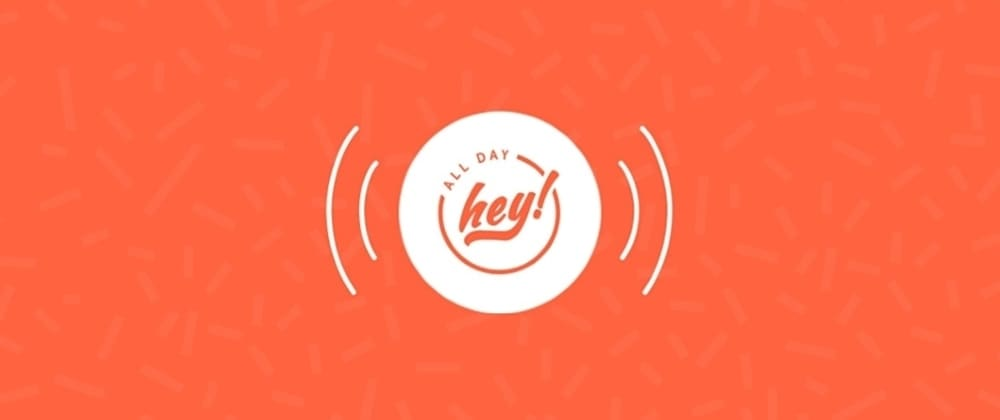 Cover image for All Day Hey! 2020