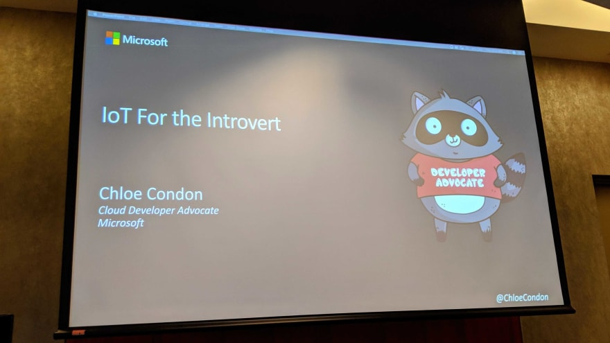 iot for the introvert