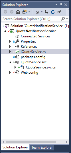 Integrating Salesforce Outbound Messages and C# in Visual
