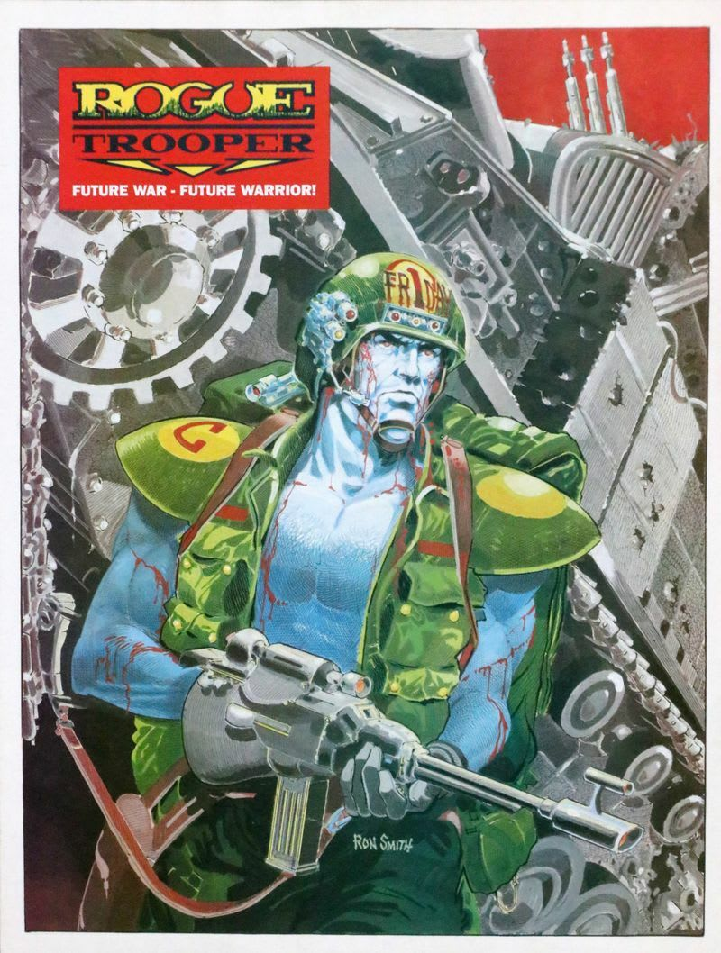 2000 AD cover