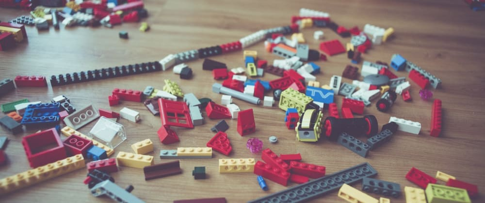 Cover image for Start using Bit to build React Apps like Lego