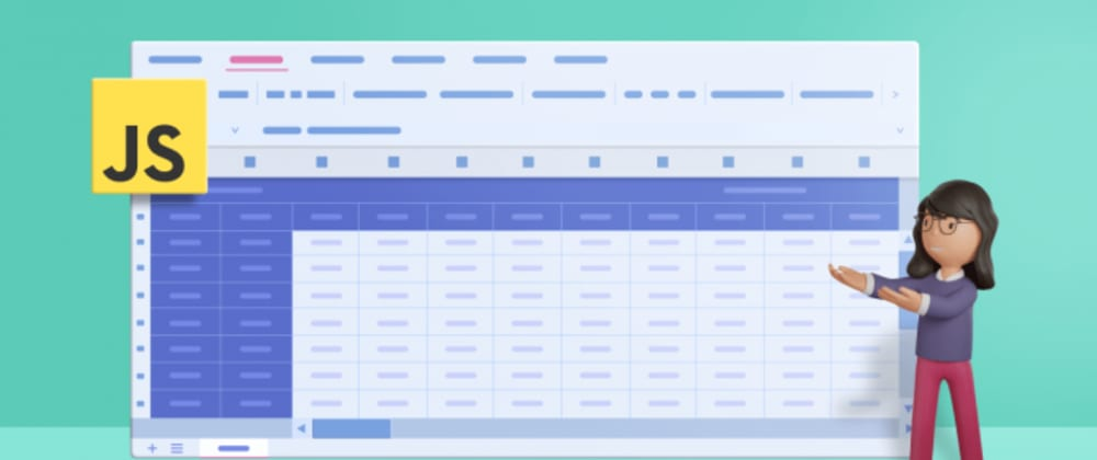 Cover image for Exploring Essential JavaScript Spreadsheet Freeze Panes