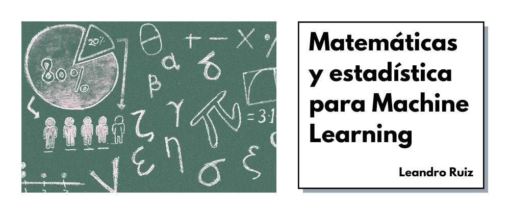 Cover image for Matemáticas para Machine Learning