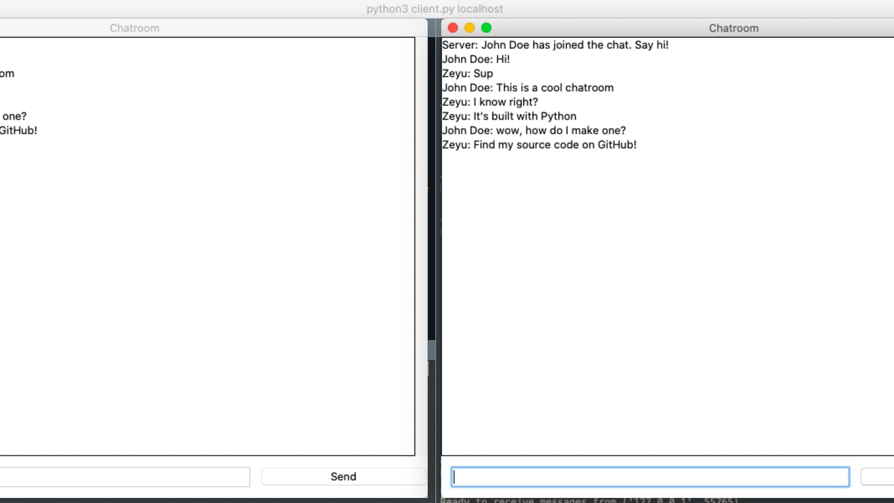 Wow chat room