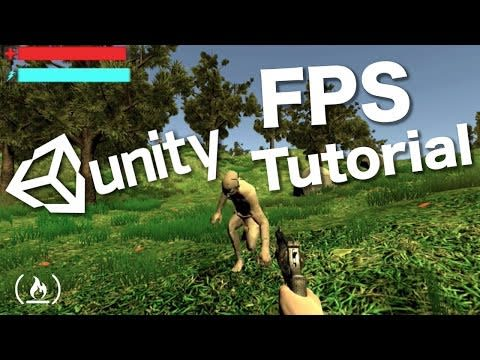 Unity FPS Survival Game