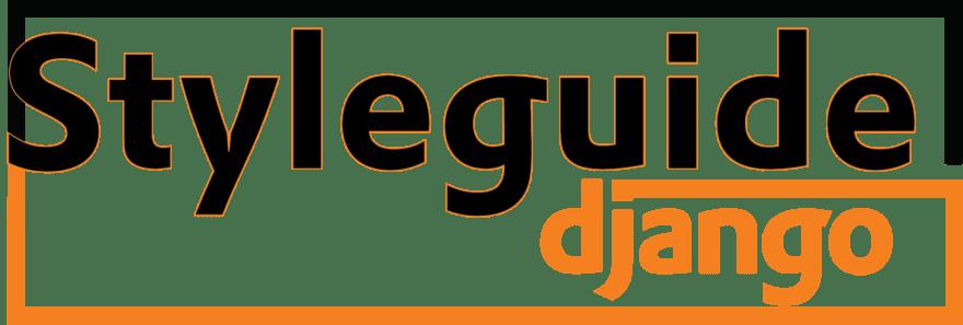 Django Styleguide