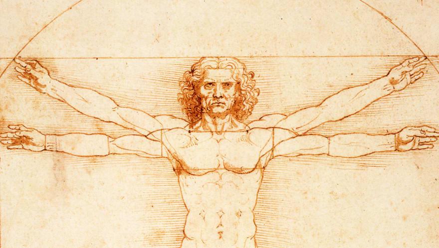 Leonardo's Vitrivian Man