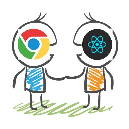 ReactJs Chrome