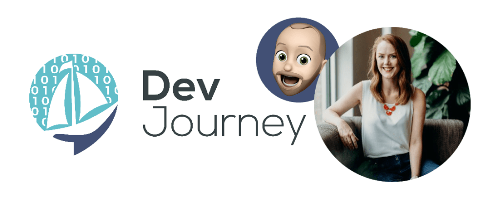 Cover image for Kara Luton went from ballet and public relations to developer and other things I learned recording her DevJourney (#158)