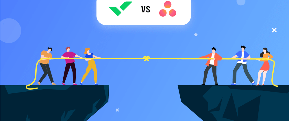 Cover image for Wrike vs Asana: Battle of the 2 Project Management tools