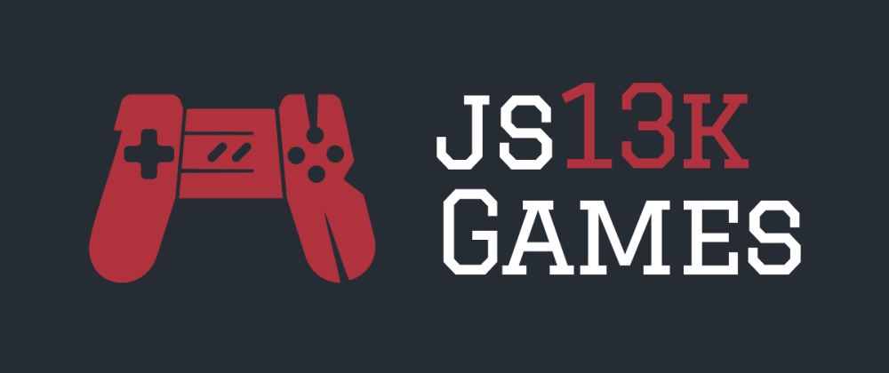 Cover image for I participate in js13k this year
