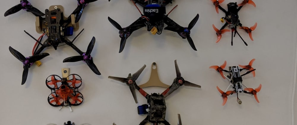 Cover image for How I got into FPV drones and how you could too