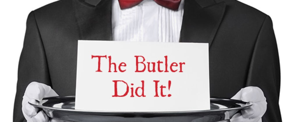 Cover image for The Butler did it! Jenkins/JIRA tricks and tips