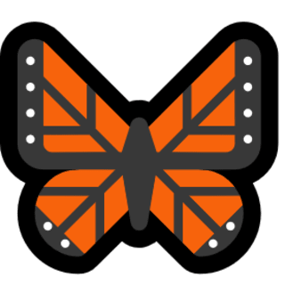 The Flutter Pioneers logo