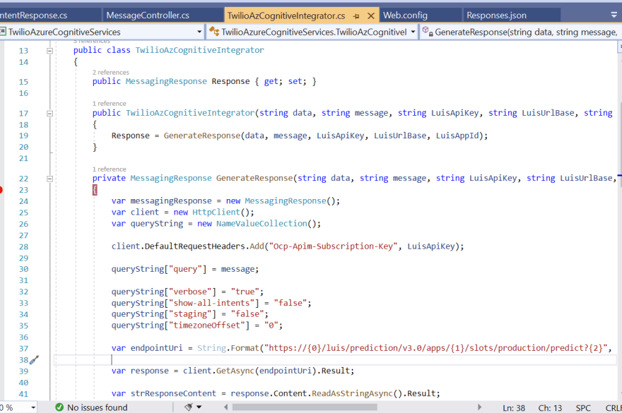 C# library