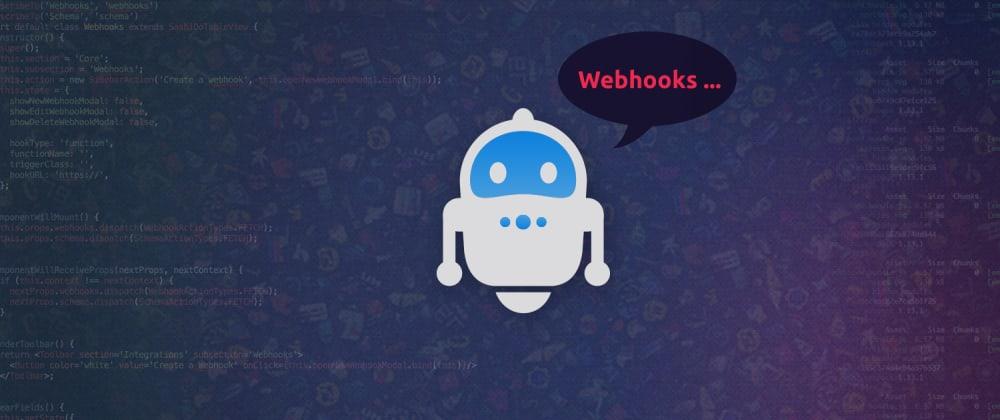 Cover image for How to set up WebHooks on SashiDo