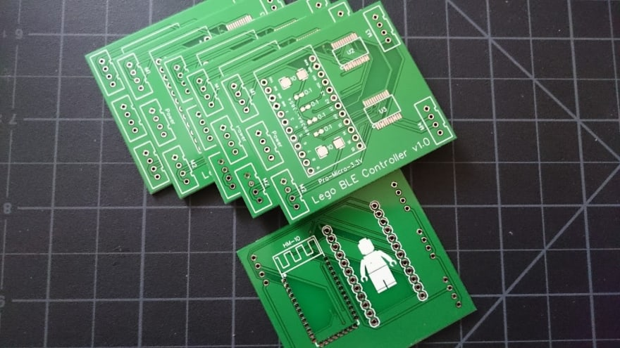 Lovely PCBs!