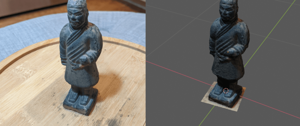 Cover image for How to 3D Scan an Object for Synthetic Data