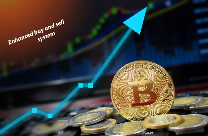 enhanced buy and sell system