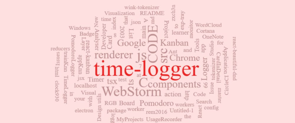 Cover image for PomodoroLogger: A smart time logger that helps you schedule your desktop projects