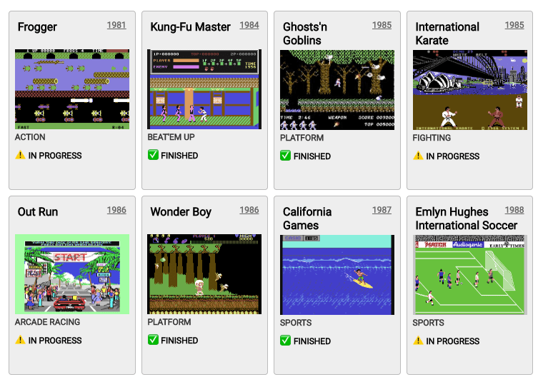 my favourite commodore 64 games
