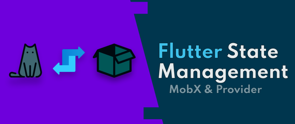 Cover image for MobX: Flutter State Management like a Boss