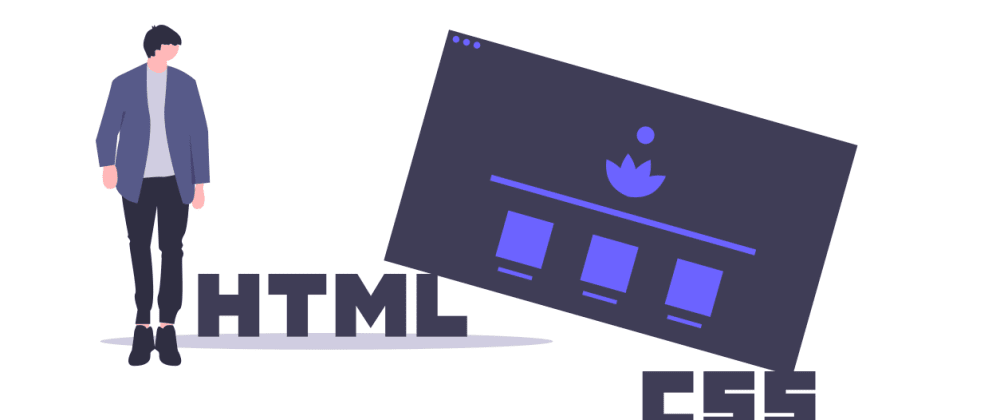 Cover image for You want to learn HTML & CSS but don't know where to start?