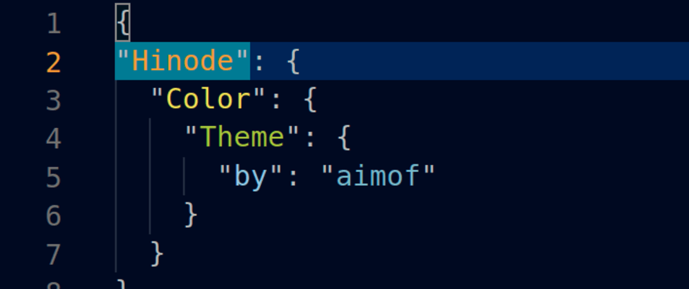 Cover image for Hinode: VSCode Color Theme Inspired by Traditional Japanese Colors