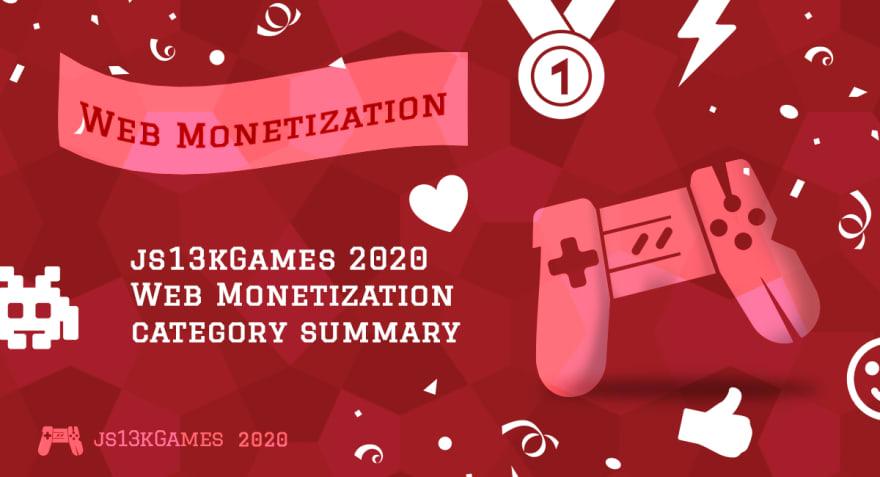 Enclave Games - Grant Report 1: Web Monetization winners