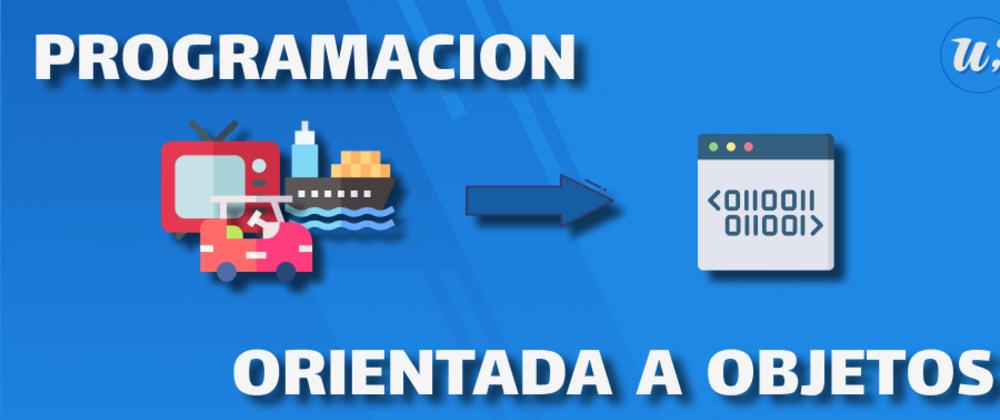 Cover image for Programacion Orientada a Objetos (POO)