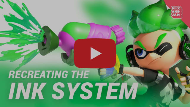 Splatoon's Ink System | Mix and Jam