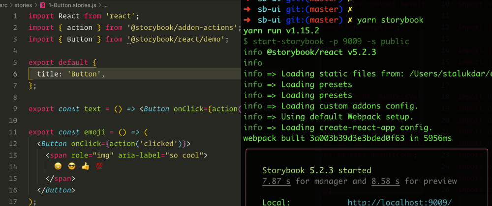 Cover image for Part-2:  Make your dev environment awesome with OhMyZSH + VSCode 🔥⚡️🔥 plugins, fonts, Icons and others