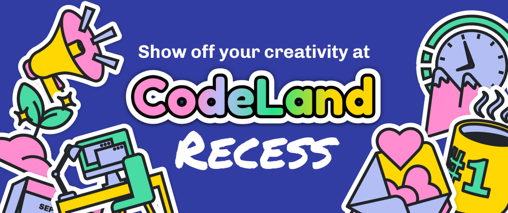 Cover image for Announcement: CodeNewbie to feature short videos from the community at CodeLand