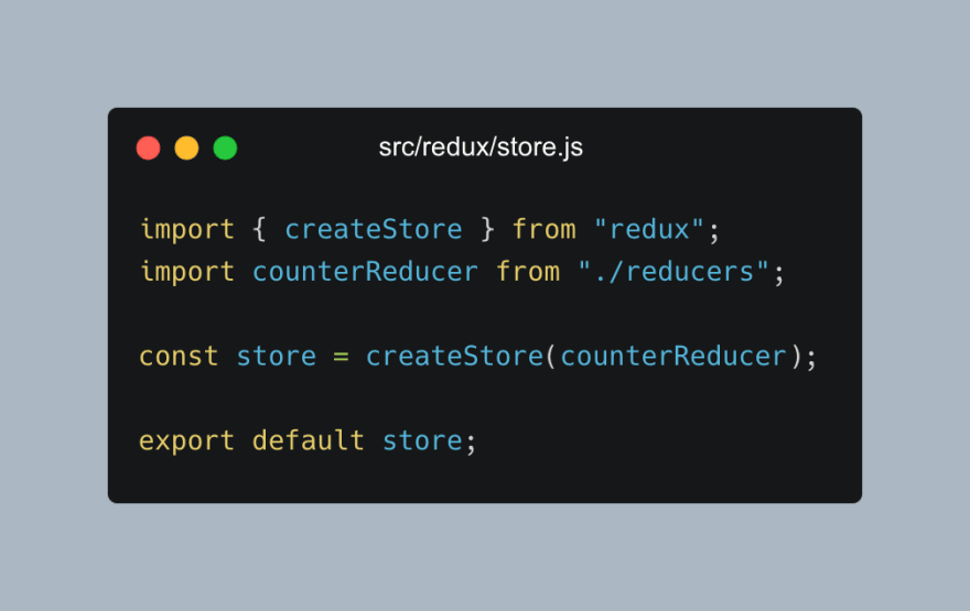 react recoil vs redux—creating the store
